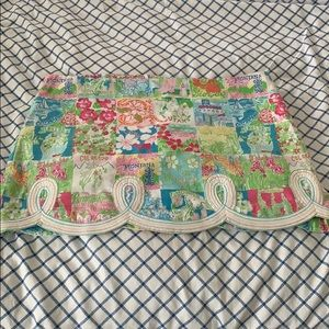 Lilly Pulitzer States Skirt